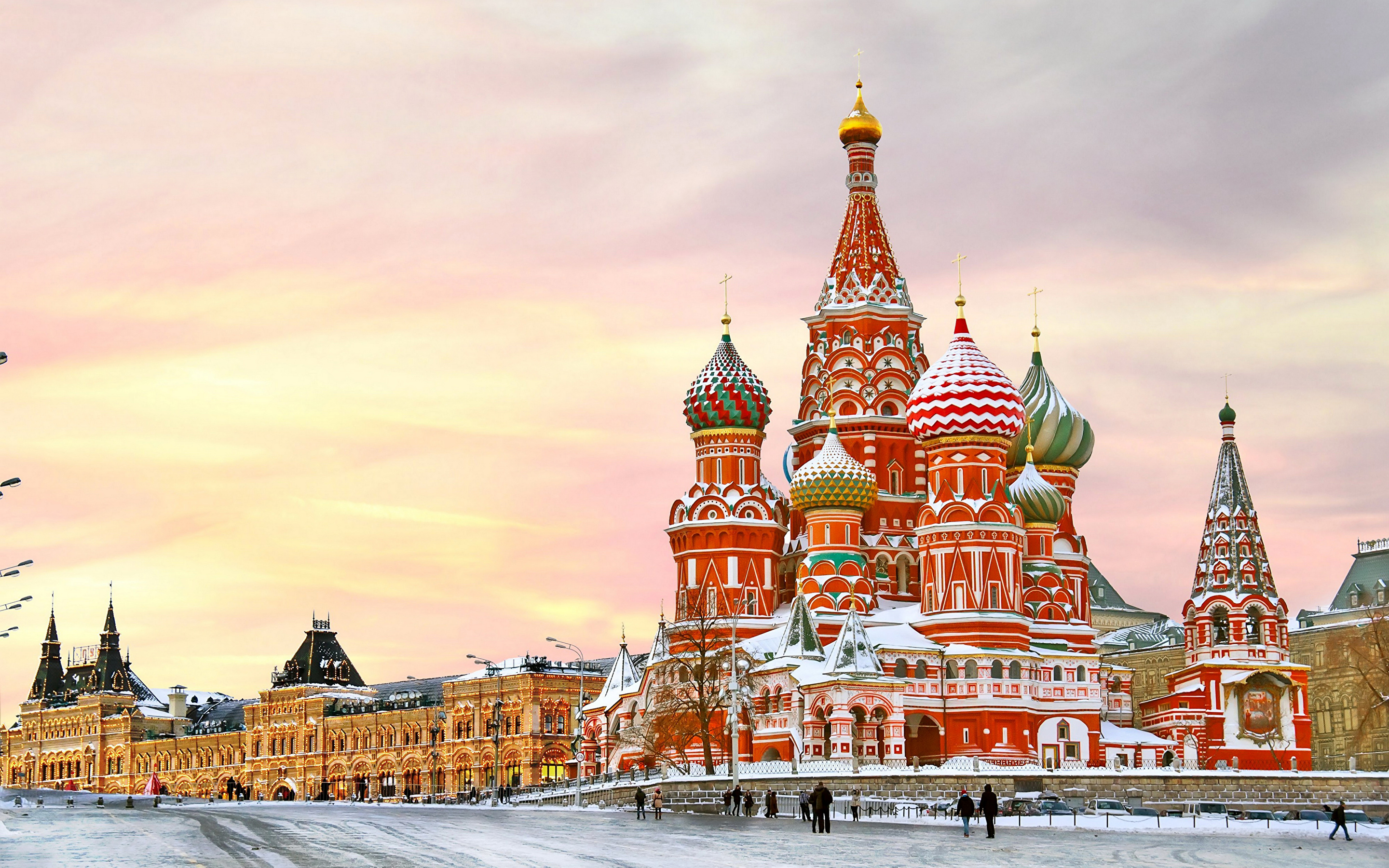 Most Stunning Buildings in the World Most Stunning Buildings in the World The Most Stunning Buildings in the World According to Lonely Planet  Russia Moscow Temples 467291