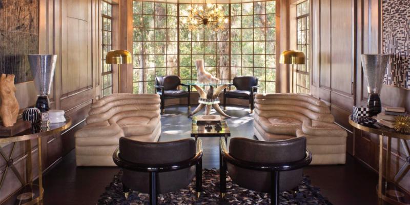 kelly wearstler KELLY WEARSTLER, 'ID' Of The Week - Top 10 Interior Designers 2