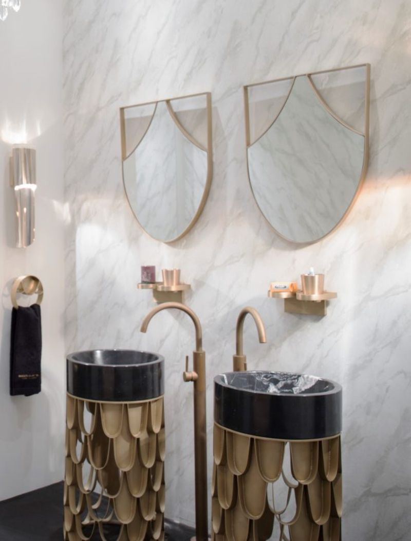IMM Cologne 2020 Luxurious Freestandings Ideas imm cologne 2020 IMM Cologne 2020: Luxurious Freestandings Ideas IMM Cologne 2020 Luxurious Freestandings Ideas 1