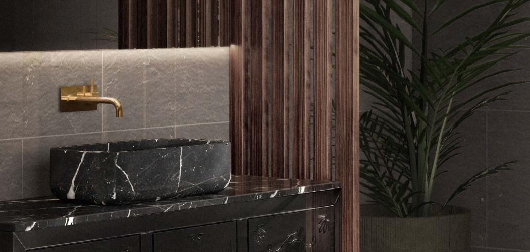 3 Simple Steps to Creat a Unique Minimalistic Bathroom Design