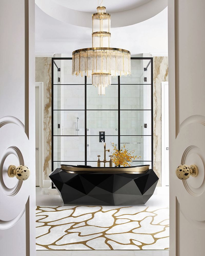 5 Ideas to Creat a Gold Bathroom Design gold bathroom design 5 Ideas to Creat a Gold Bathroom Design 5 Ideas to Creat a Gold Bathroom Design 9
