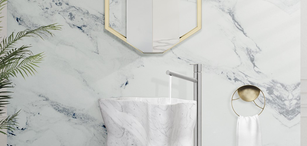 3 Freestanding Washbasins You're Going to Fall in Love With
