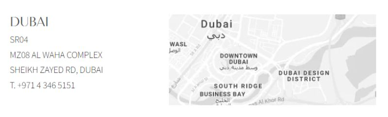 Casa Milano Takes Dubai's Luxury Bathroom Design Scene to a New Level luxury bathroom Casa Milano Takes Dubai's Luxury Bathroom Design Scene to a New Level Casa Milano Takes Dubais Luxury Bathroom Design Scene to a New Level 8