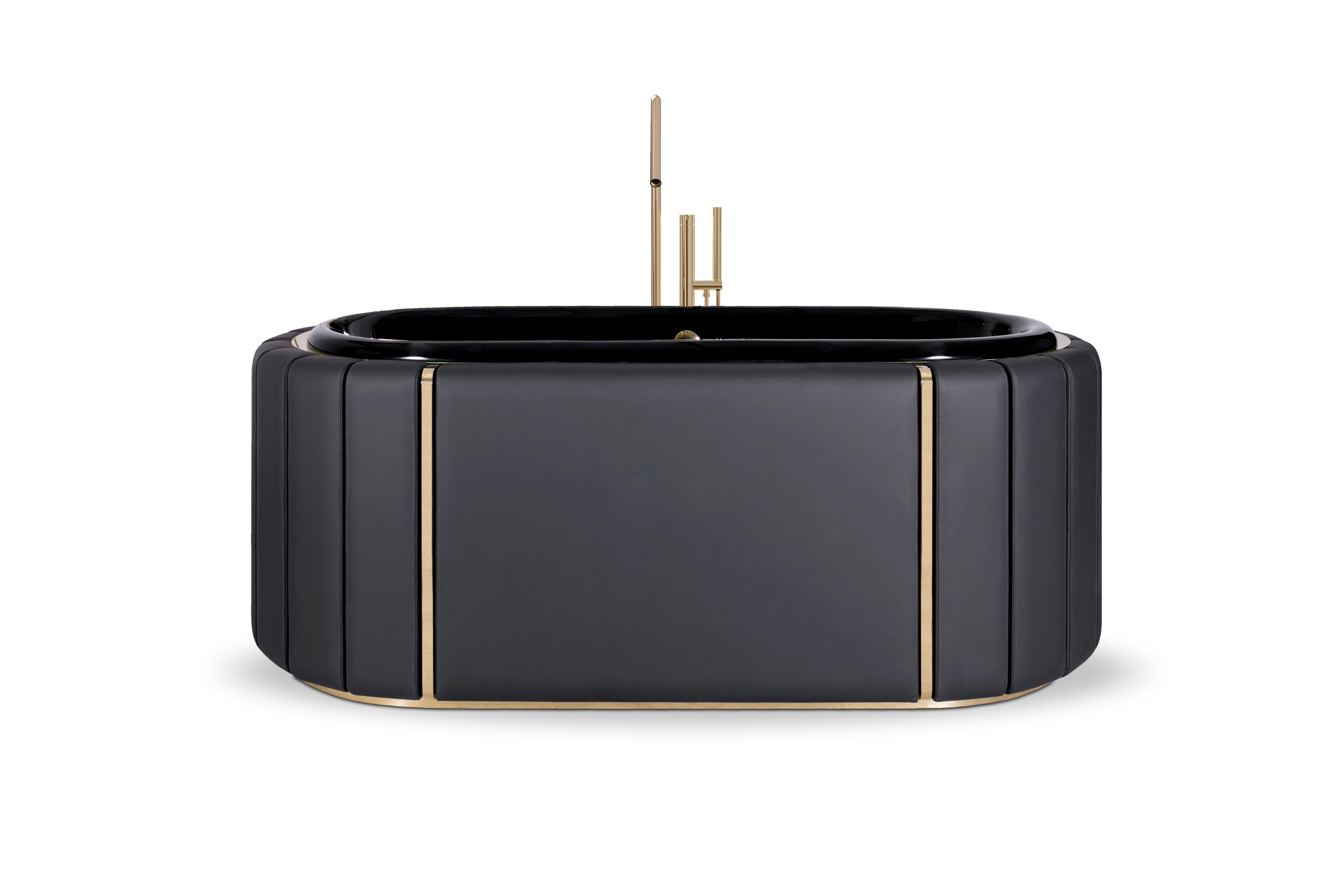 Shake up your bathroom with Maison Valentina´s luxurious bathtubs luxurious bathtubs Shake up your bathroom with Maison Valentina´s luxurious bathtubs darian bathtub 1
