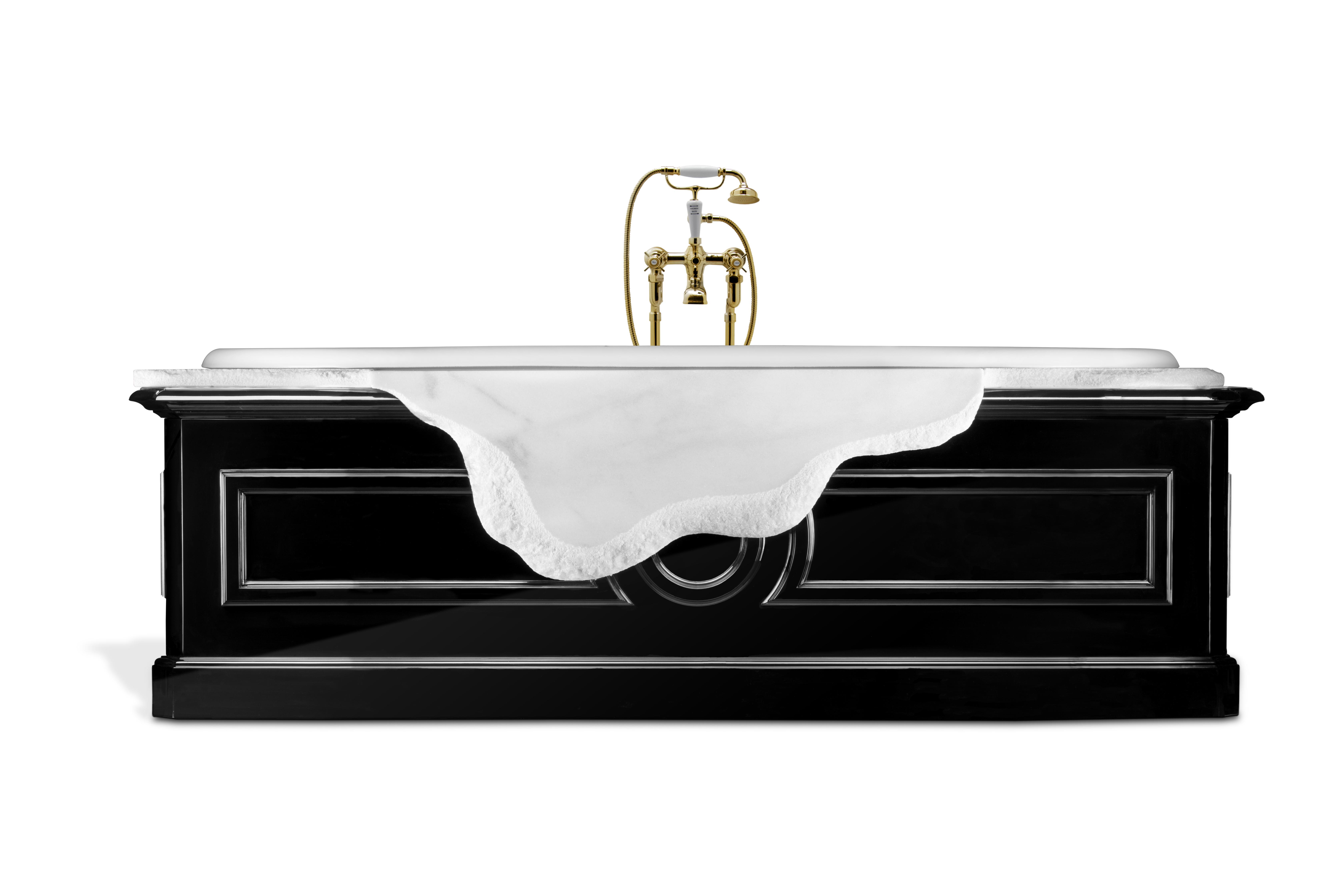 Shake up your bathroom with Maison Valentina´s luxurious bathtubs luxurious bathtubs Shake up your bathroom with Maison Valentina´s luxurious bathtubs petra bathtub 1