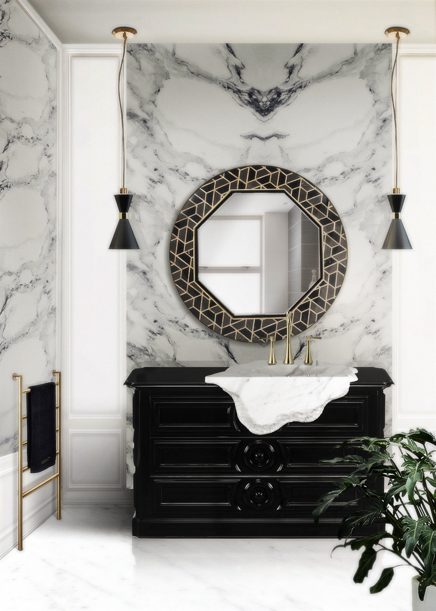 Luxury Washbasins: Products to Elevate your Bathroom Design luxury washbasins Luxury Washbasins: Products to Elevate your Bathroom Design 63 HR