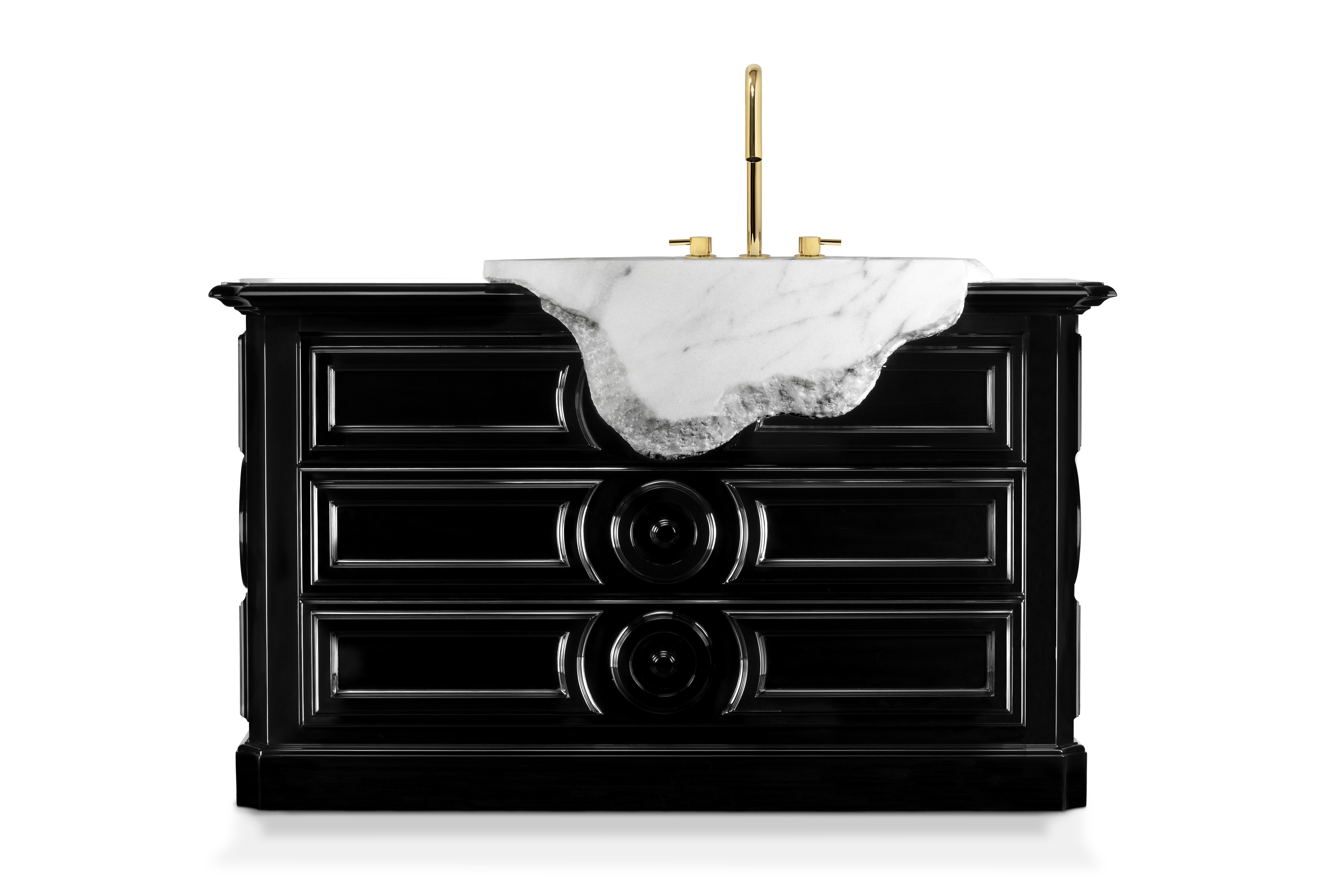 Luxury Washbasins: Products to Elevate your Bathroom Design luxury washbasins Luxury Washbasins: Products to Elevate your Bathroom Design petra washbasin 1 HR