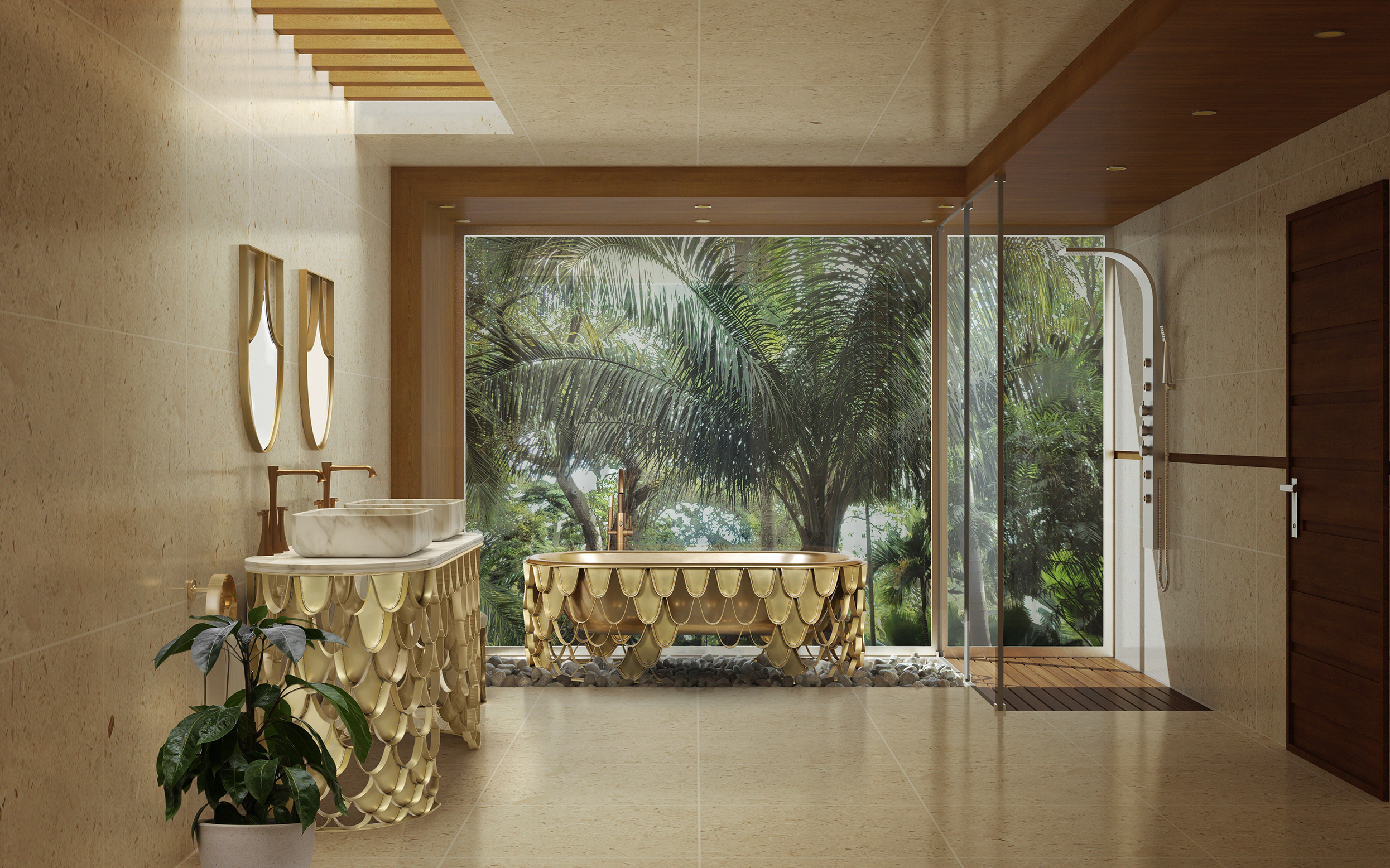Transform your bathroom into a real spa sanctuary  Spa Sanctuary Transform your bathroom into a real Spa Sanctuary 47 koi ambience 1 HR