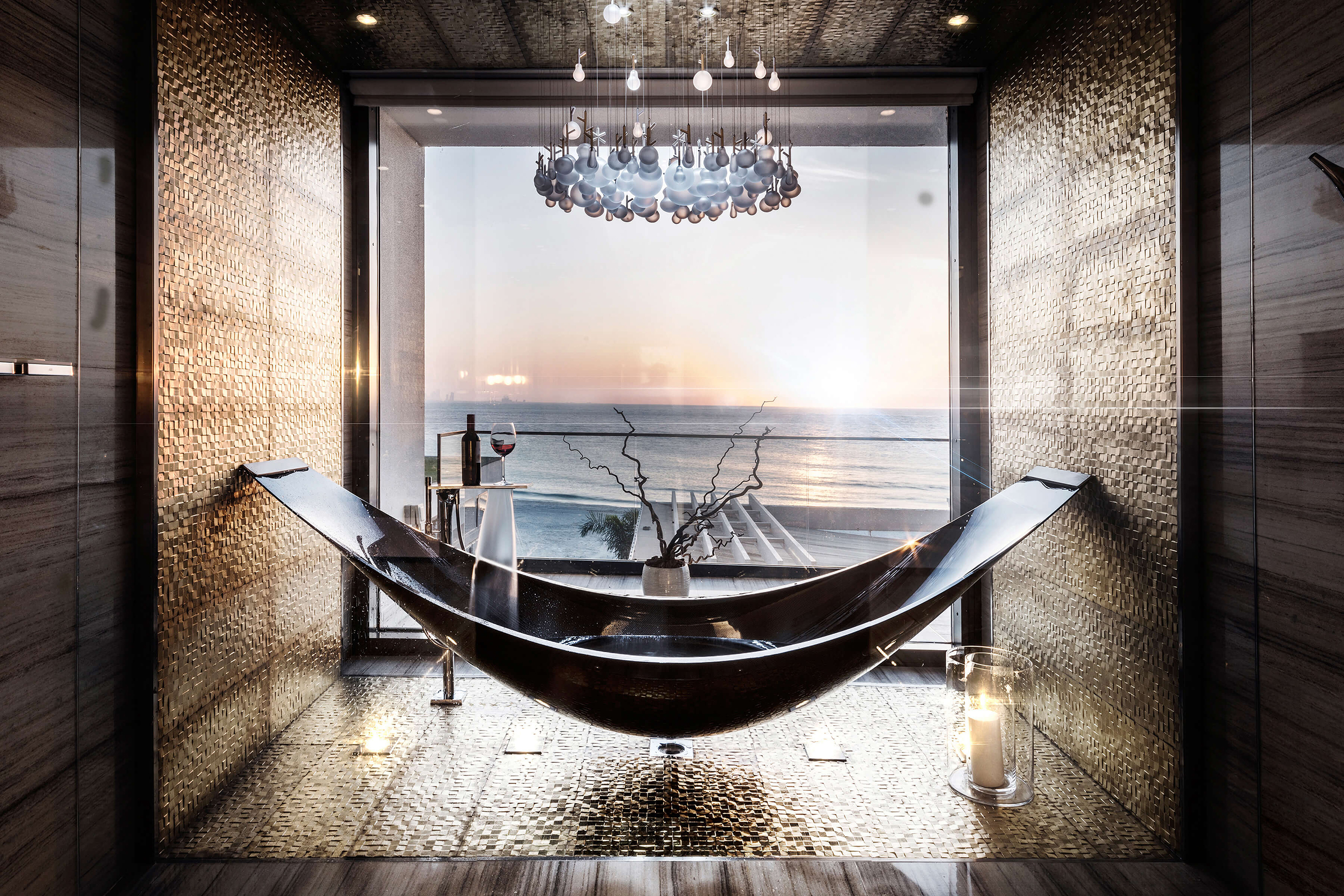 Spa Sanctuary Transform your bathroom into a real Spa Sanctuary baths hamaca full xyz1