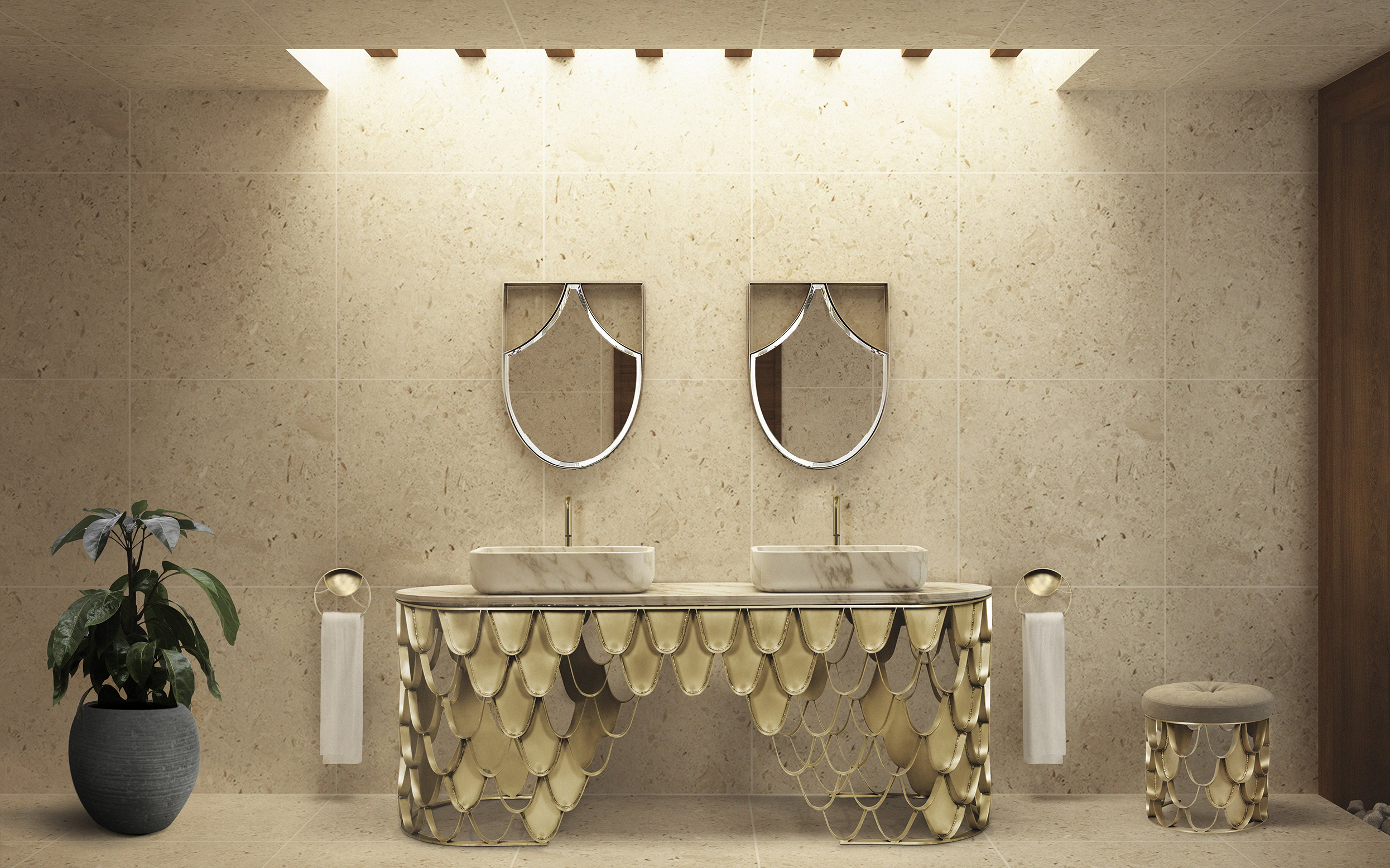 Double Sink Vanities double sink Double Sink Vanities exclusive bathroom with koi collection