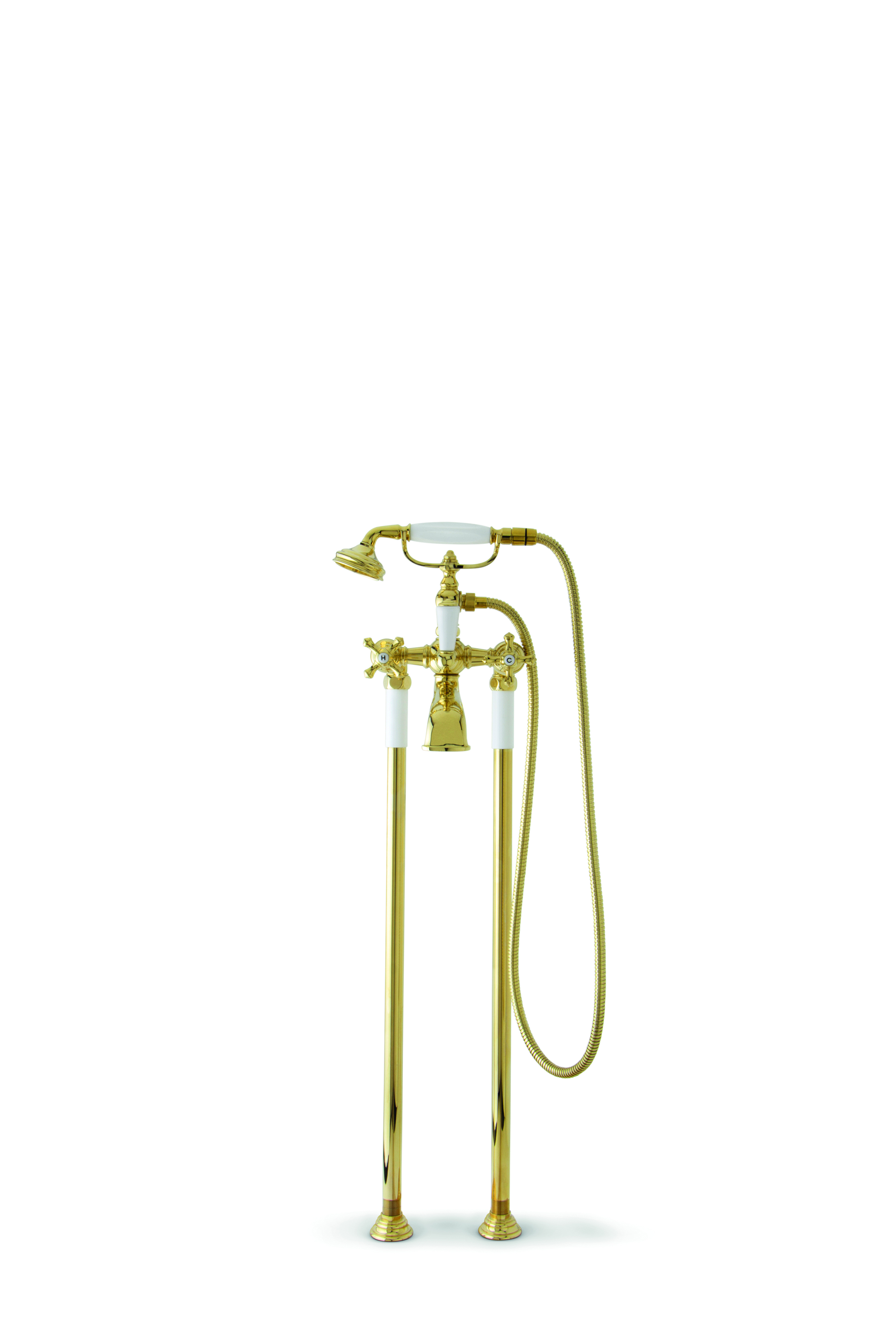 Updated Classics: Traditional Bathroom Furniture Updated Classics Updated Classics: Traditional Bathroom Furniture victorian with hand shower tap 3 HR