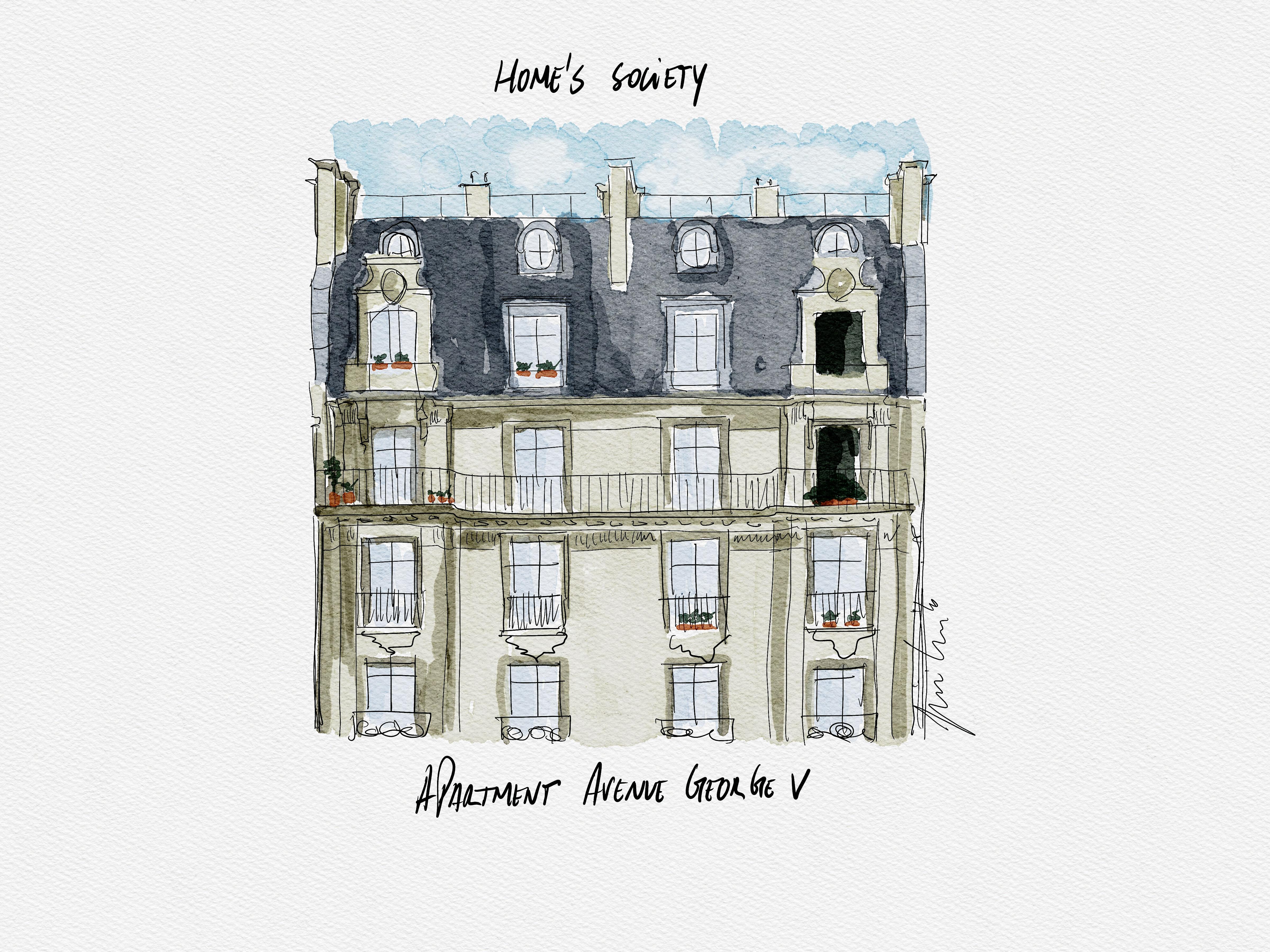 The Eternel Parisian Apartment: A Unique and Inspiring Project  Parisian Apartment The Eternel Parisian Apartment: A Unique and Inspiring Project IMG 0020