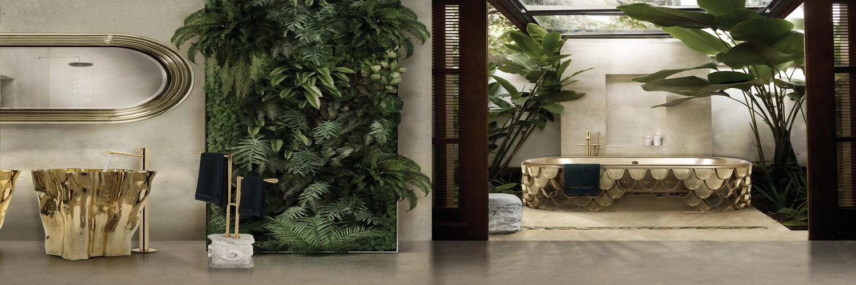 Biophilic Designs: New Trend for Bathroom Interiors