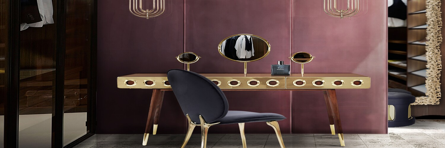 How To Get a Luxury Dressing Room Following Trends?