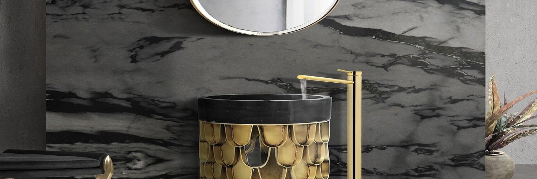 Bathroom Surfaces To Admire