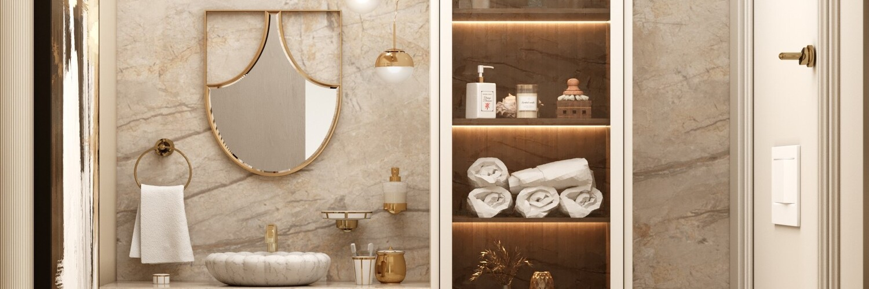 The Most Fabulous Bathroom Designs
