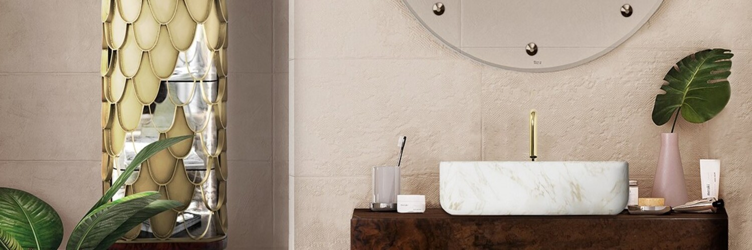Trendy Ideas For Guest Bathrooms