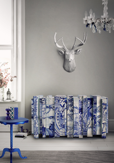 HERIAGE Sideboard by Boca do Lobo