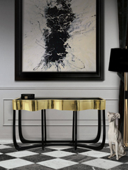 SINUOUS Console by Boca do Lobo