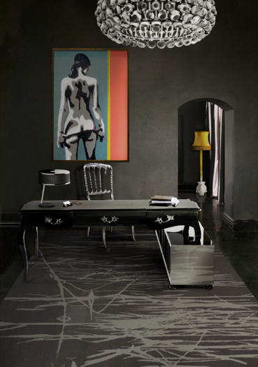 BOULEVARD Desk by Boca Do Lobo