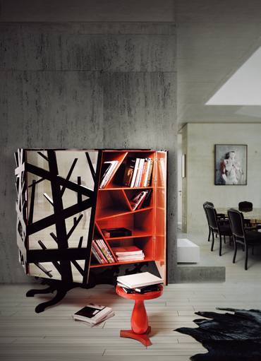 FOREST Cabinet by Boca do Lobo