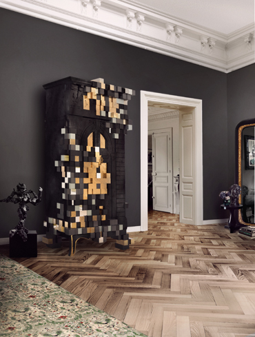PICCADILLY Cabinet by Boca do Lobo