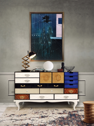 SOHO Sideboard by Boca do Lobo