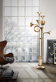 BOTTI Floor Lamp by DelightFULL