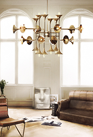 BOTTI Suspension Lamp by DelightFULL