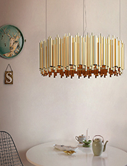 BRUBECK Suspension Lamp by DelightFULL