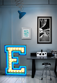 E GRAPHIC Collection Lamp by DelightFULL