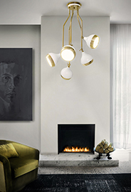 HANNA Suspension Lamp by DelightFULL