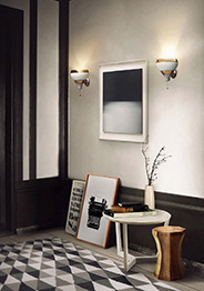 HANNA Wall Light by DelightFULL
