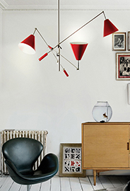 SINATRA Suspension Lamp by DelightFULL