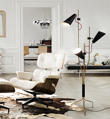 EVAMS Floor Lamp by DelightFULL