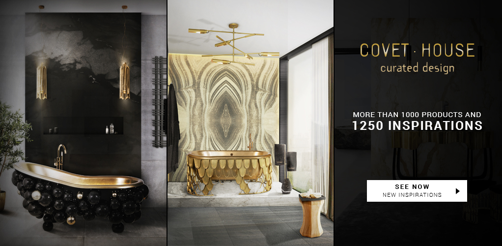 maison et objet 2017 Maison et Objet 2017: Luxury Bathroom Furniture Exhibitors covet inspirations